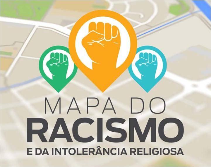 mapa racismo