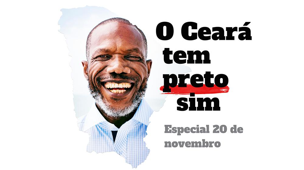 85 – O Ceará tem preto, sim!
