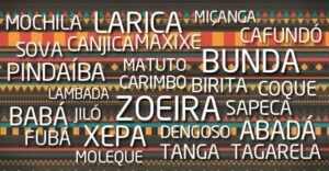 palavras africanas