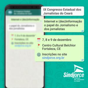 ix congresso estadual dos jornalistas estado ceara2 1