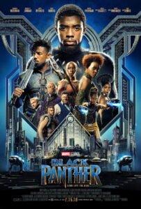 pantera negra poster