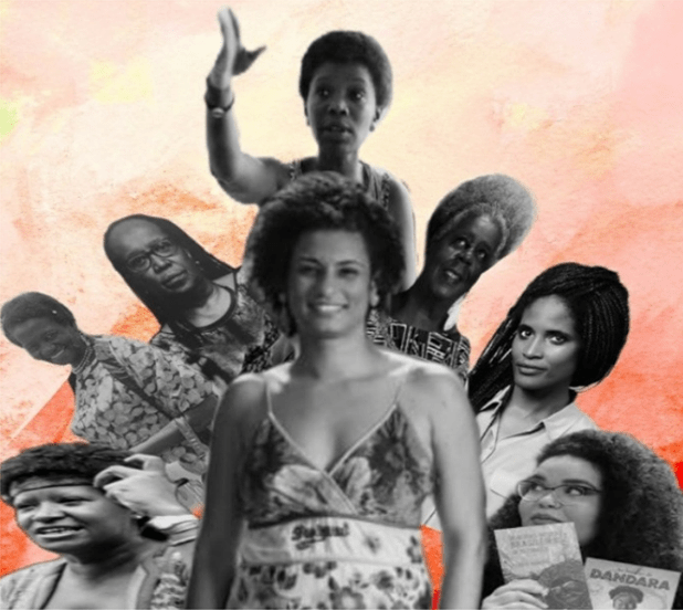 mulheres negras resistem