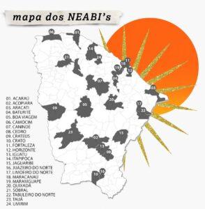 Neabis mapa