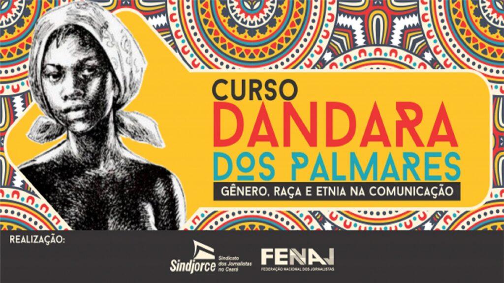 """Sindjorce tem inscrições abertas para curso """"Dandara dos Palmares"""", sobre gênero, raça e etnia na Comunicação"""