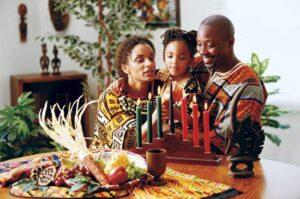 Kwanzaa Family