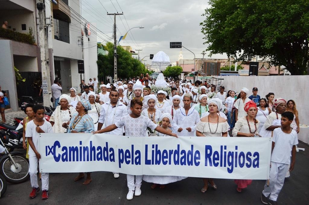 Caminhada pela Liberdade Religiosa