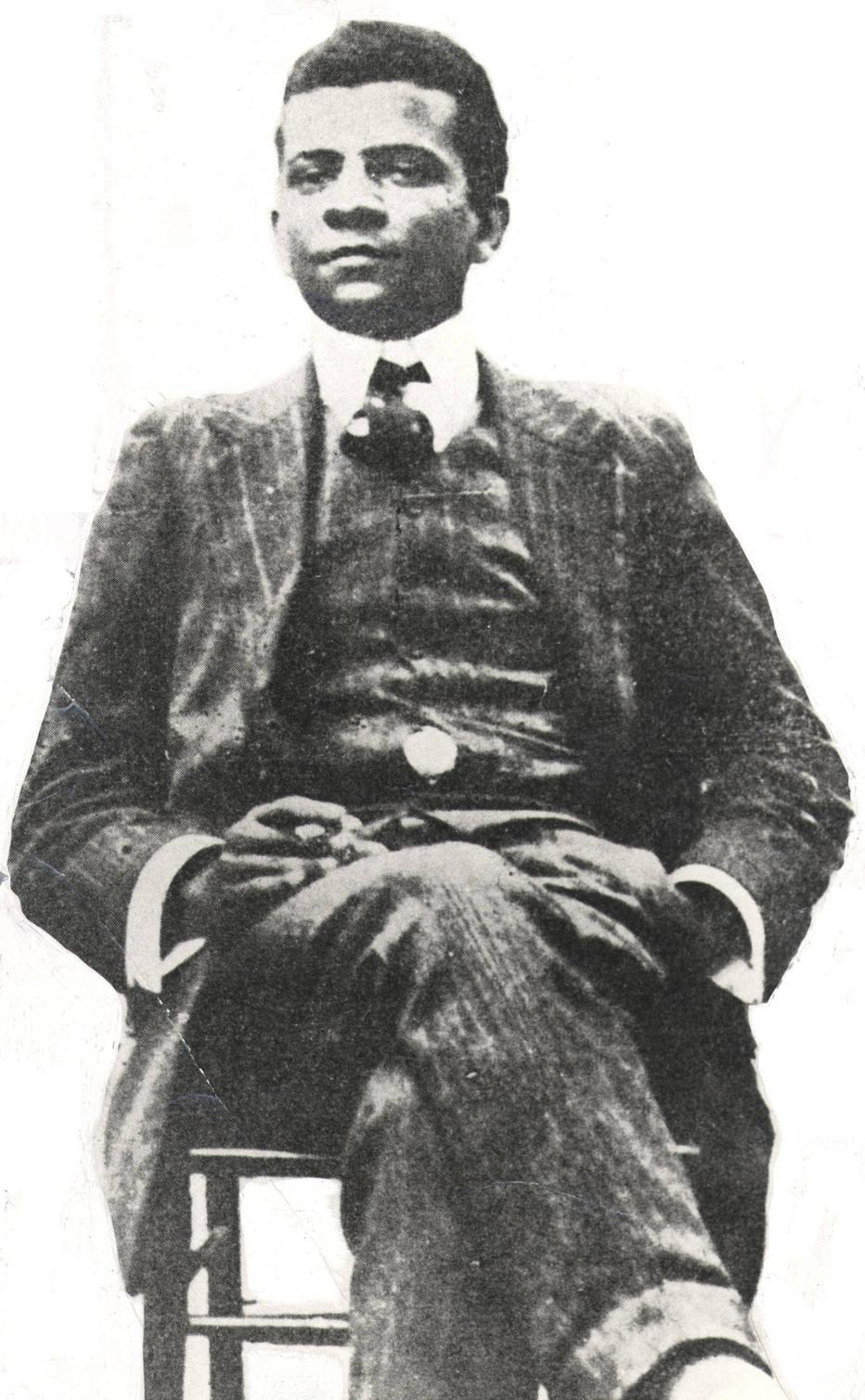 Escritor Lima Barreto