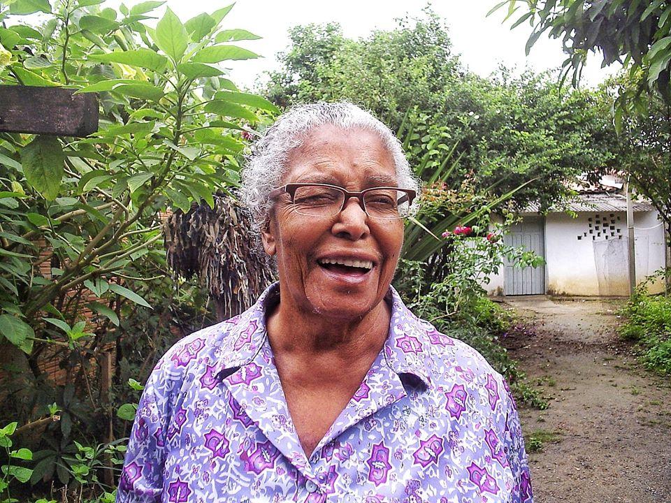 Escritora Ruth Guimarães