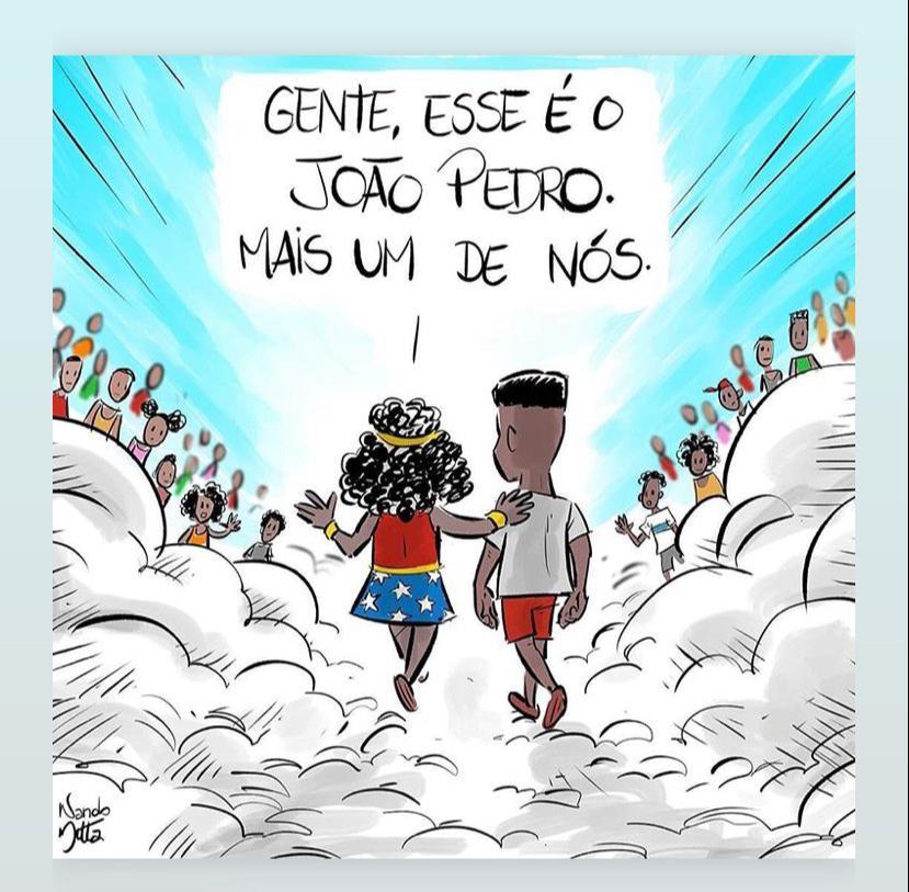 Um menino chamado João Pedro e a culpa de quem silencia à barbárie de Bolsonaro 1