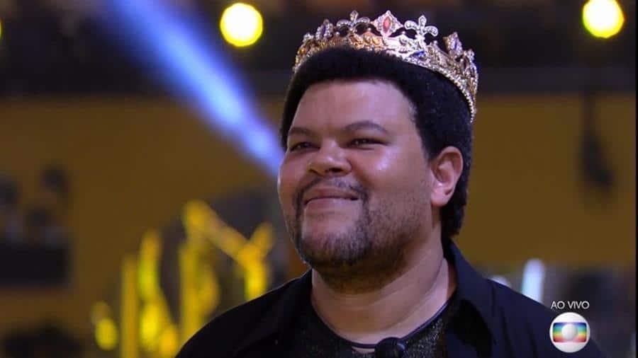 Além de ter sido contratado pela Globo, Babu ganha papel de Maguila em filme que será dirigido por cearense. Foto: Reprodução/TV Globo.