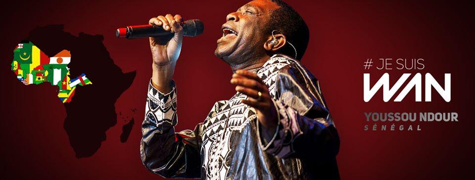 O Worldwide Afro Network (WAN) 2020 reúne mais de 70 artistas. Foto: Divulgação.