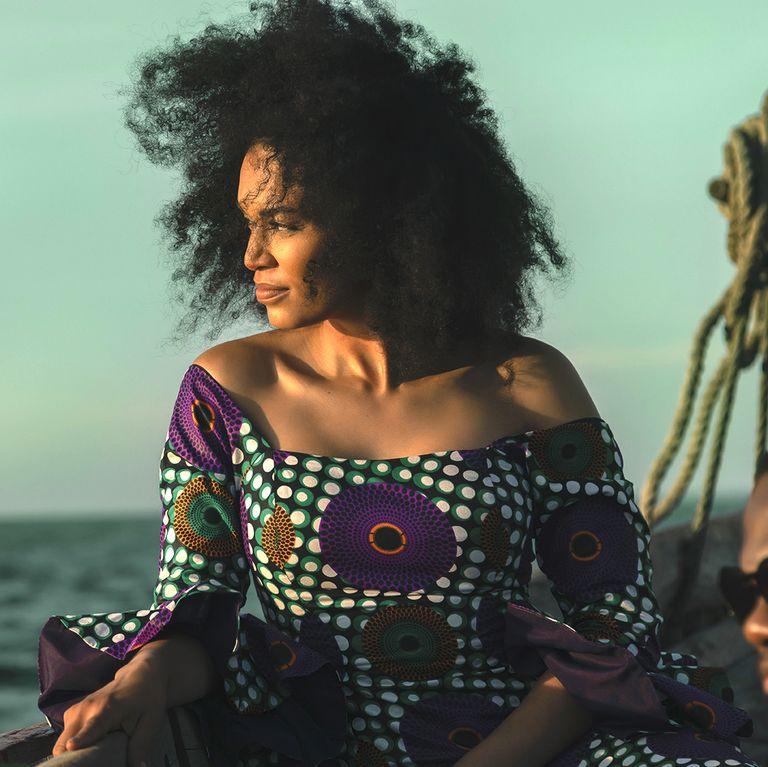 Queen Sono é a primeira série africana do Netflix. Foto: Divulgação.