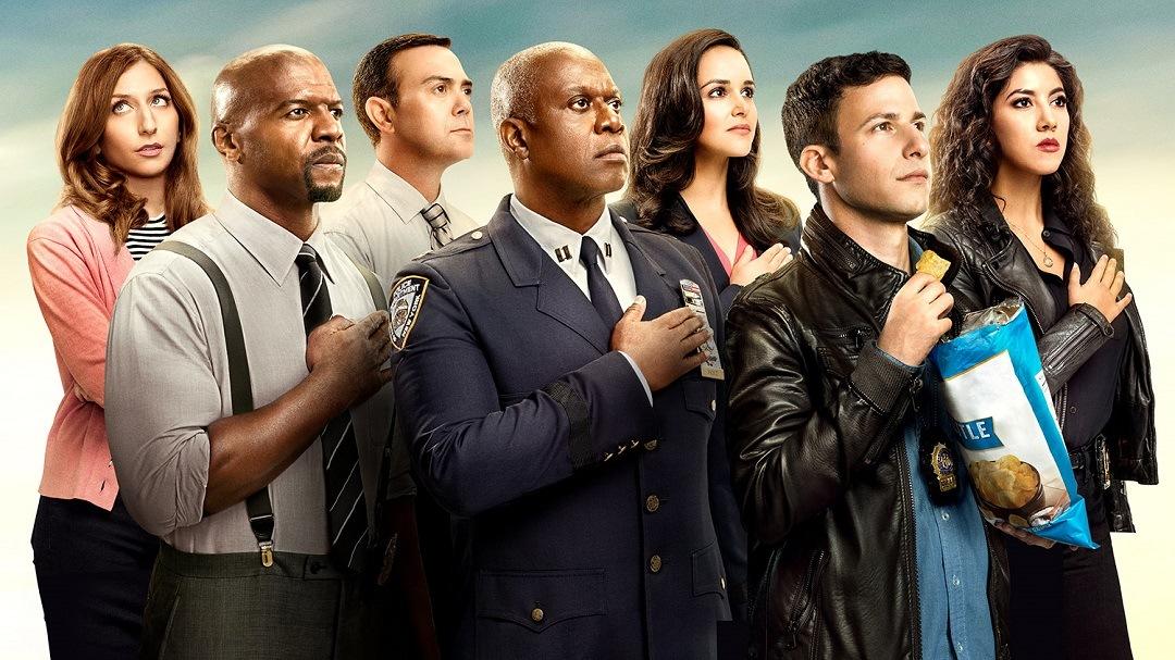 Série de comédia retrata a 99ª Delegacia de Polícia no Brooklyn, um bairro nos Estados Unidos. Foto: Reprodução.