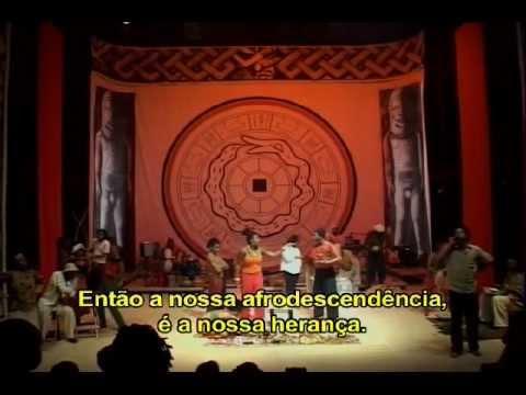 Cena do documentário O Negro no Brasil