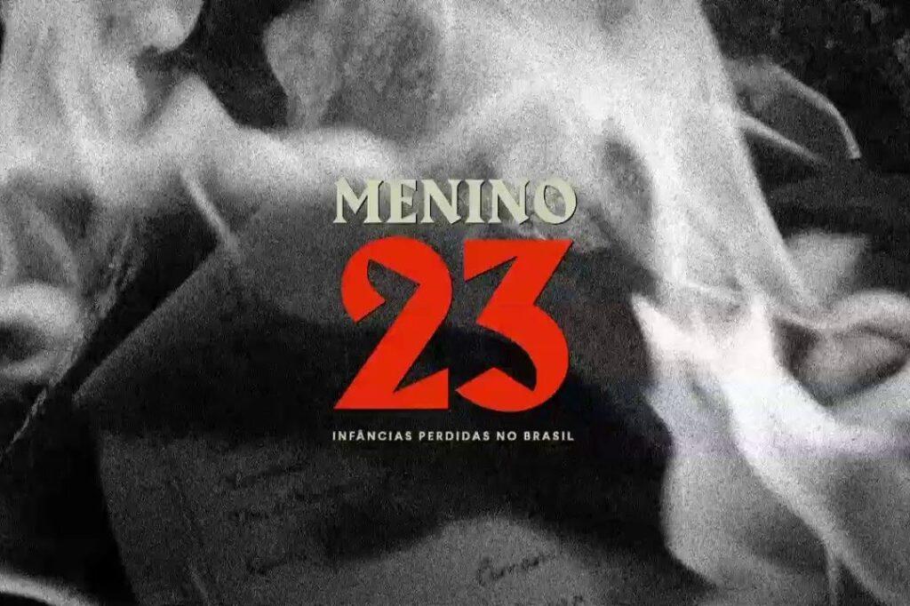 cartaz do documentário Menino