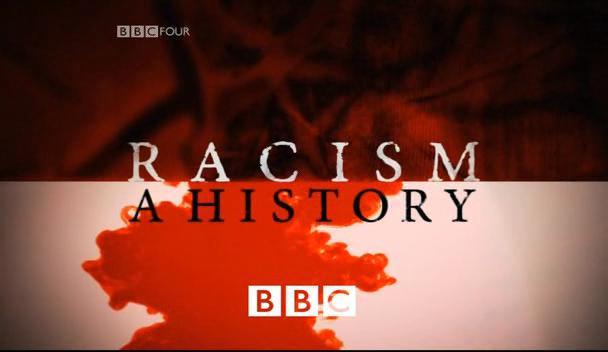 Cartaz do documentário a História do Racismo