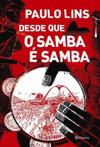 Capa do livro Desde que o samba é samba