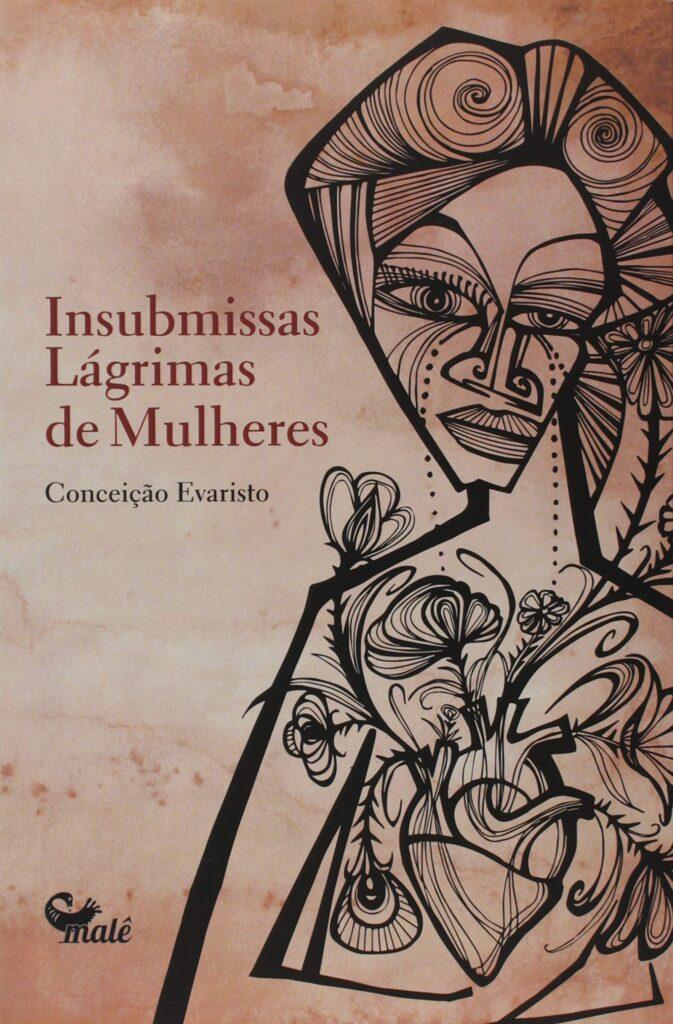 Capa do livro Insubmissas lágrimas de mulheres