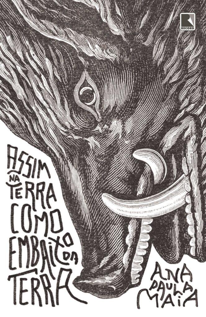 Capa do livro Assim na terra como embaixo da terra