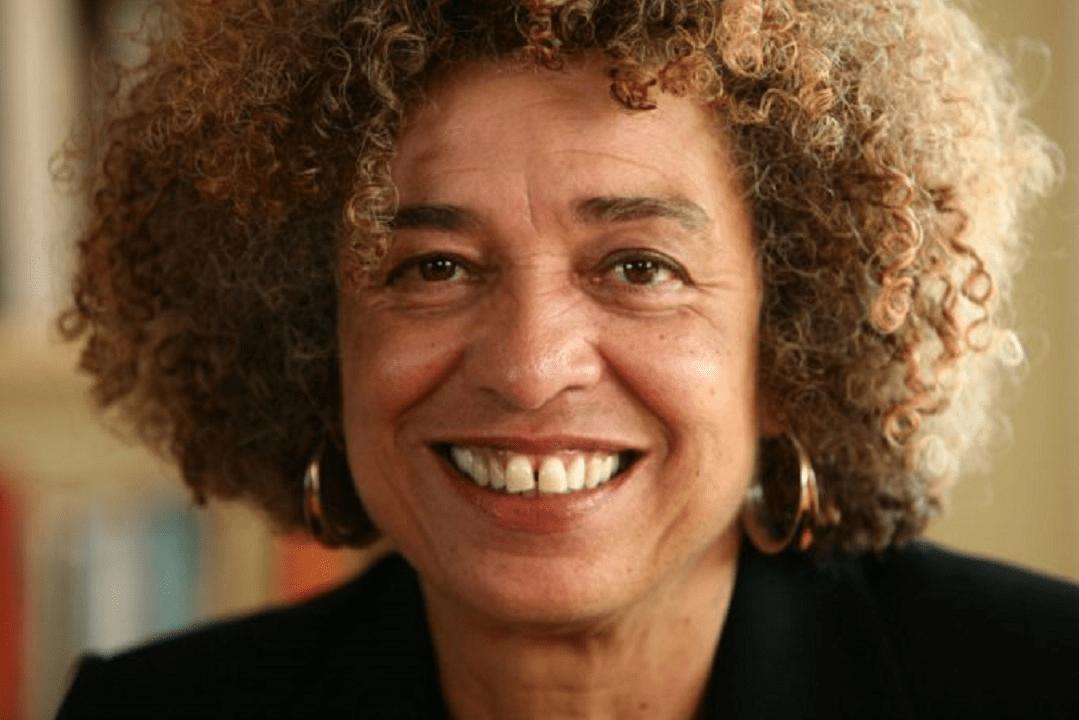 A filósofa e ativista Angela Davis