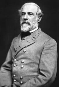 General confederado Robert E. Lee