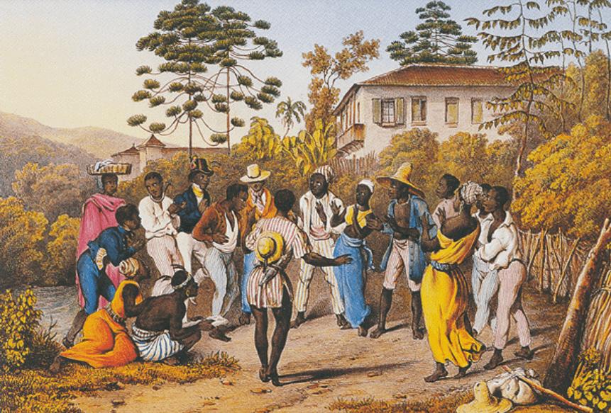 curso influencia africana musica brasileira