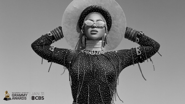 Beyoncé recebe 9 indicações ao Grammy e lidera ranking