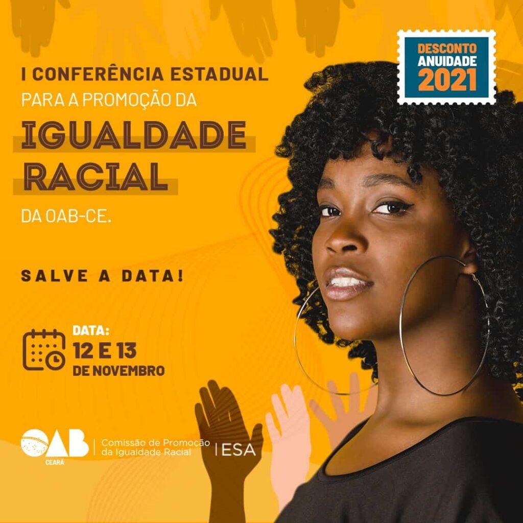 Termina hoje Conferência da Igualdade Racial da OAB Ceará