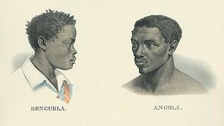 A identidade negra e africana do cearense