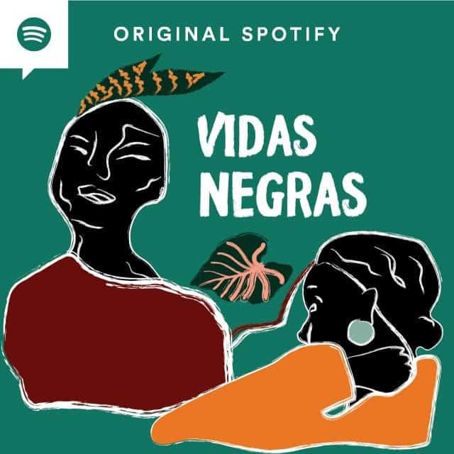Podcast narra a vida de grandes personalidades negras
