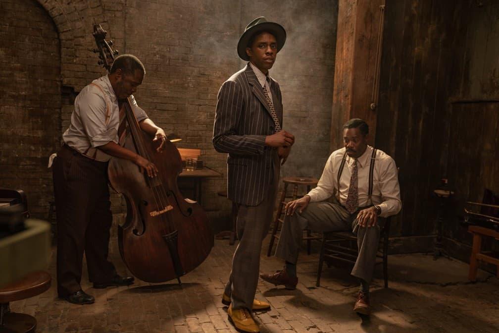 voz suprema do blues chadwick boseman