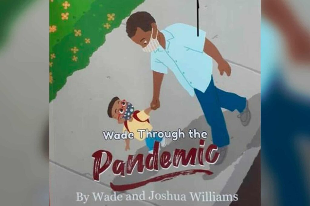 Capa de Wade through the pandemic