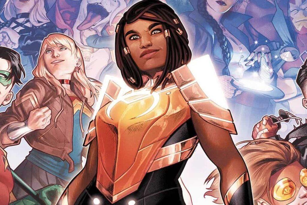 Naomi, nova heroína da DC Comics, ganhará série na TV