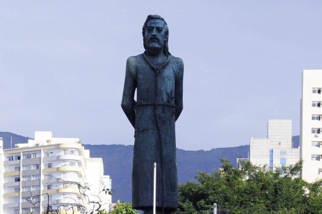 Estátua de Tiradentes em Belo Horizonte