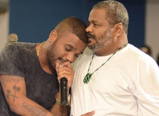 Arlindinho homenageia o pai em novo show de samba