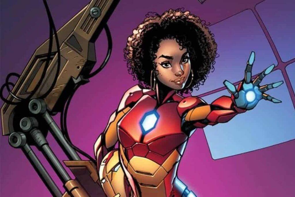 Dominique Thorne protagonizará série Coração de Ferro no Disney +