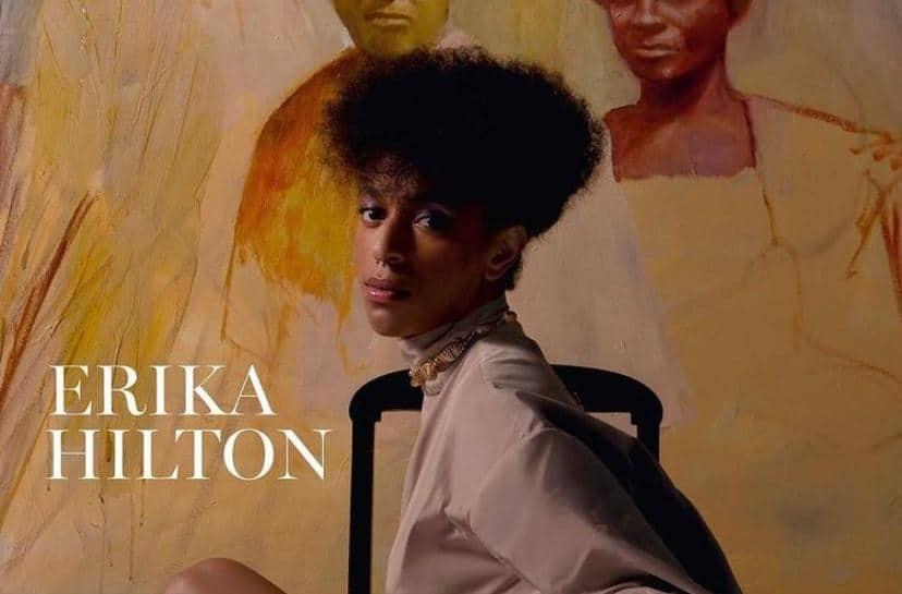 Erika Hilton é capa da Vogue