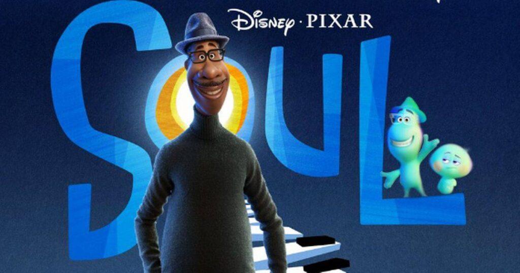 """Estreia """"Soul"""", animação com 1º protagonista negro da Pixar"""
