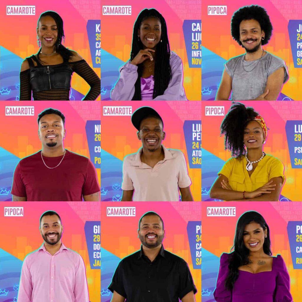 Big Brother Brasil ou Big Black Brasil? Programa tem recorde de negros/as