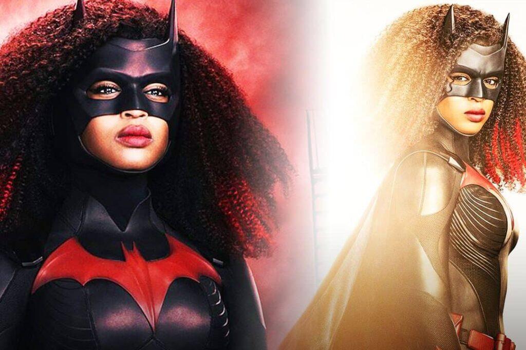 Batwoman com seu batsuit