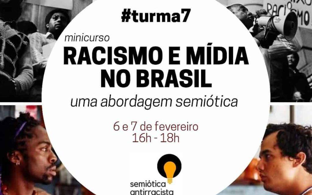 Curso sobre racismo e mídia está com inscrições abertas