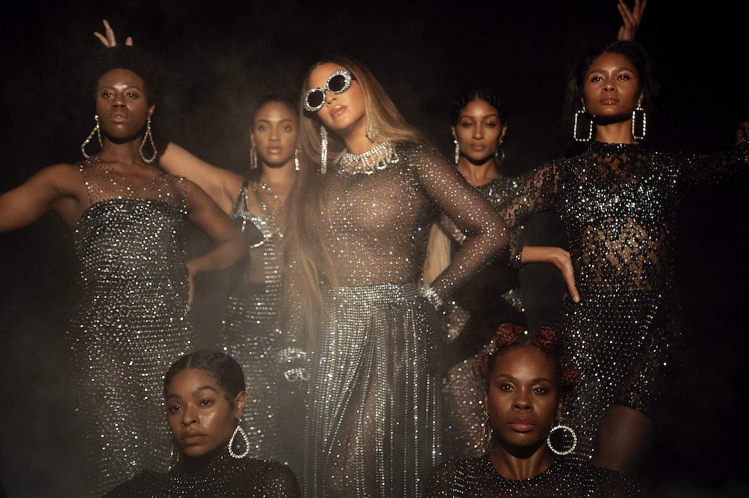 black is king beyonce looks abre