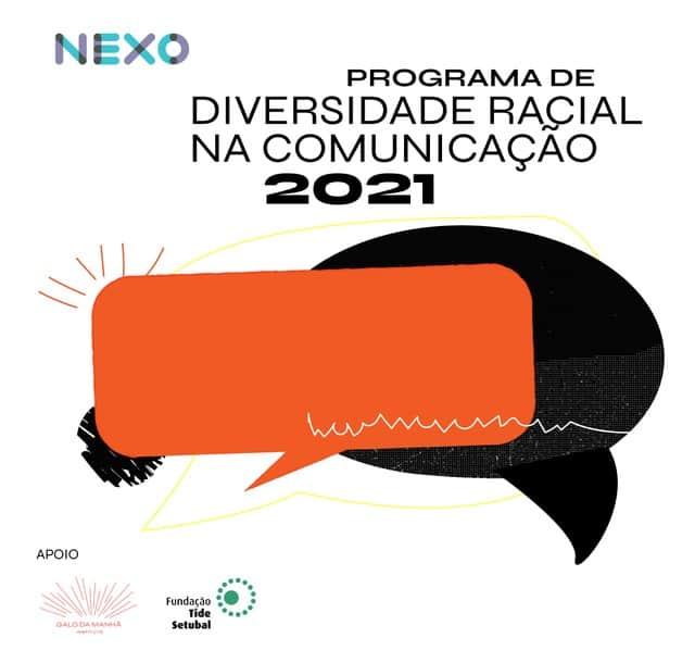 Cabecalho Programa Diversidade na Comunicacao 2021