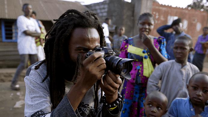 Pare de nos filmar 2020 de Joris Postema Republica Democratica do Congo 2 1