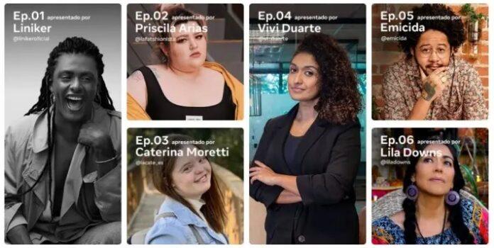 Série com Liniker, Vivi Duarte e Emicida aborda diversidade e inclusão