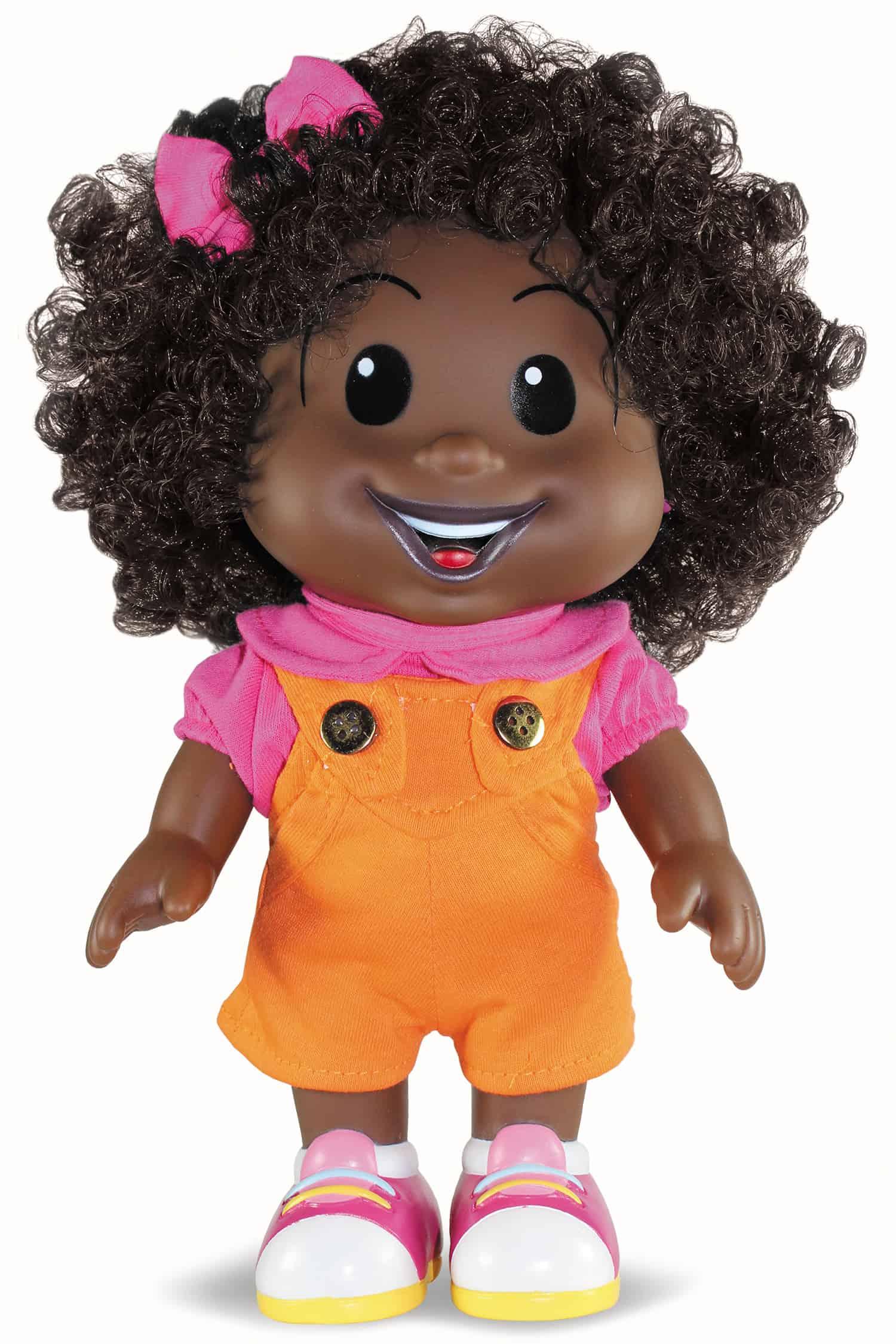 Milena, a primeira negra da Turma da Mônica, ganha versão em boneca