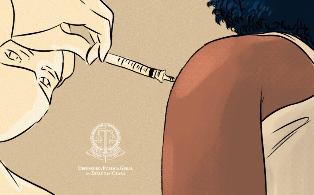 Defensoria atua para garantir vacinação de quilombolas em cidades cearenses