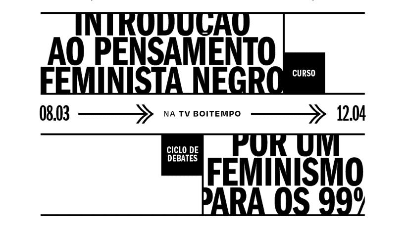 Boitempo libera curso completo de introdução ao pensamento feminista negro