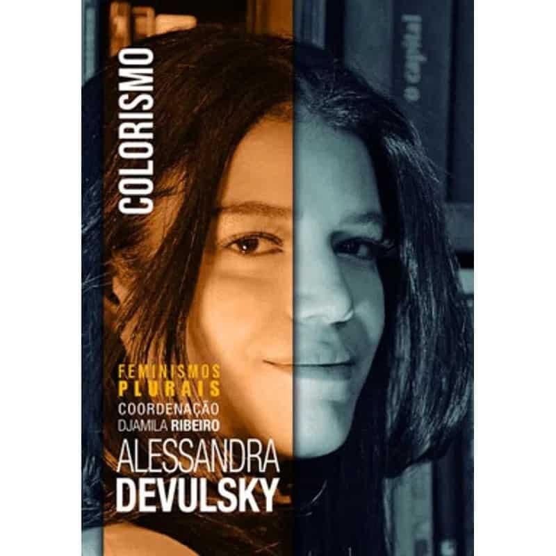 Colorismo, novo título da coleção Feminismos Plurais, é lançado