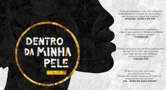 """""""Dentro da Minha Pele"""" estreia nas plataformas digitais"""